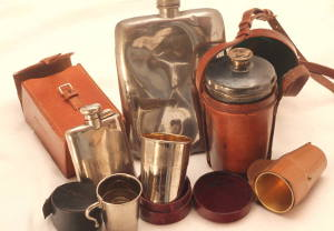 Shooting flasks and Cups for Sale