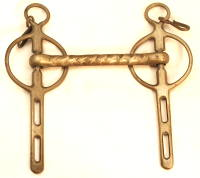 Link to antique horse bit