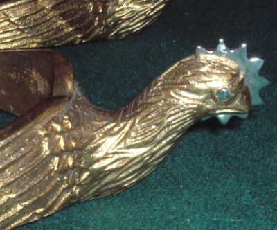 Eagle headed spur