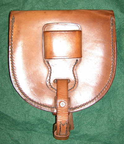 WW2 horseshoe case with sword frog