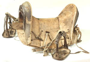Antique and Vintage Horse Riding Saddles