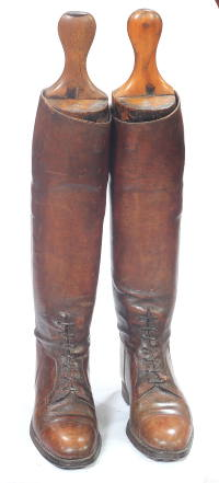Link to antique field boots for sale