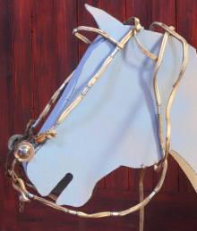 Antique Collectible Horse Bits For Sale